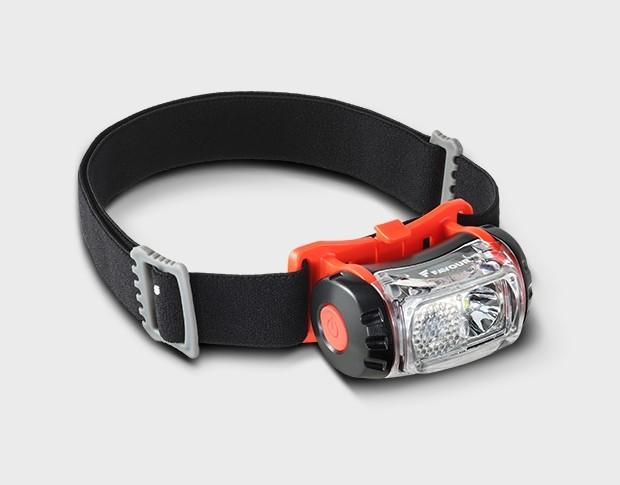 Favour headlamp flood-spot 3xAA H0132
