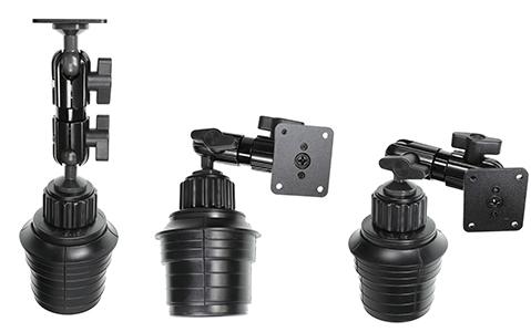 Standard Duty Pedestal Mount 234mm/ 6.5 inch cup mount