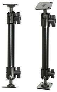 Standard Duty Pedestal Mount 251mm/ 10 inch
