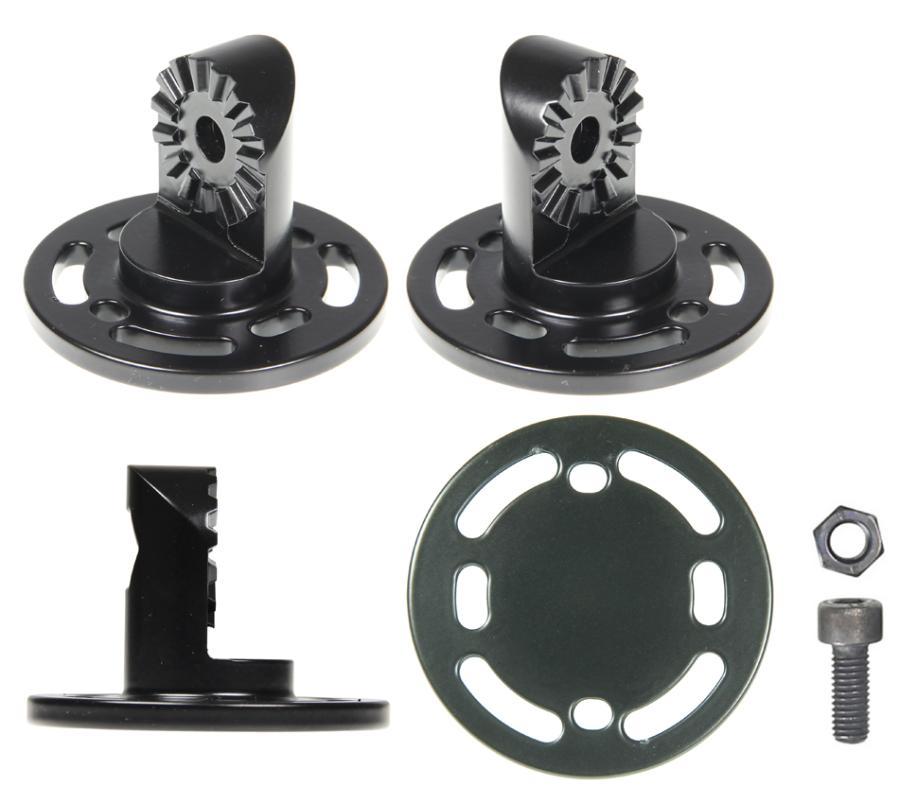 Pedestal Mount Part Base/top round plate ø64mm (CC 31mm