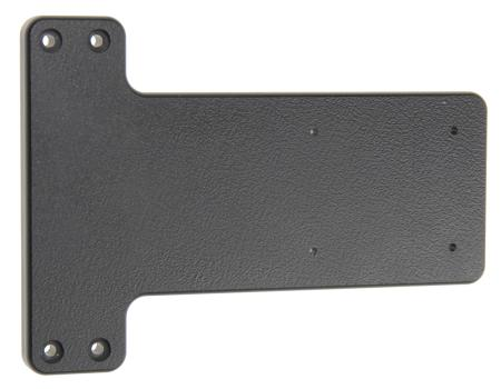 Brodit Mounting plate-for devices with rugged frame