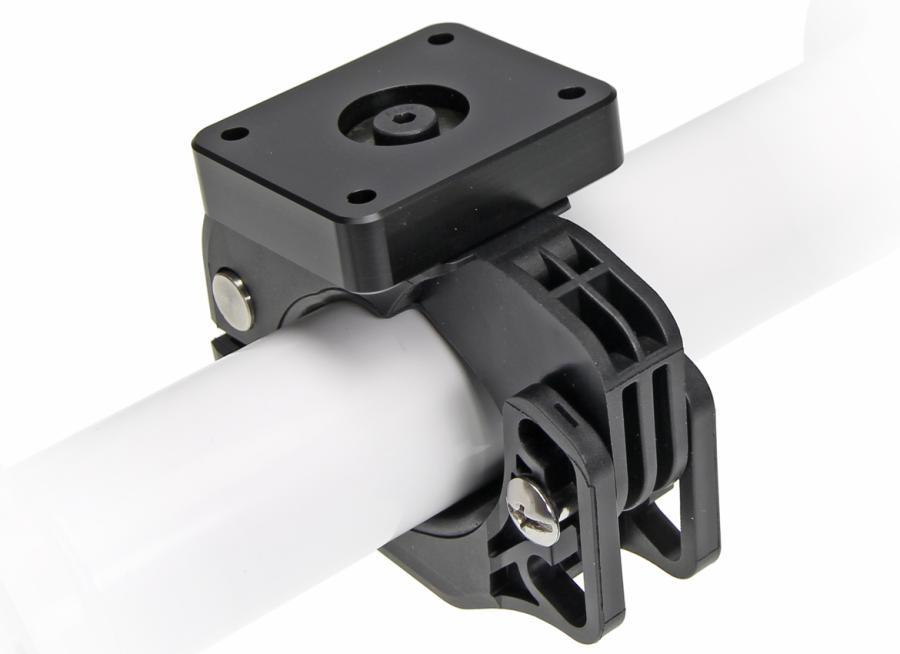 Brodit buismontage 31-50mm - 4 gaten (geen AMPS)
