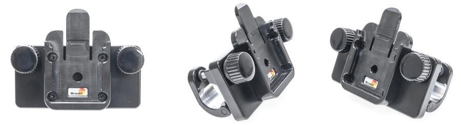 Brodit buismontage 20mm met MultiMoveClip.