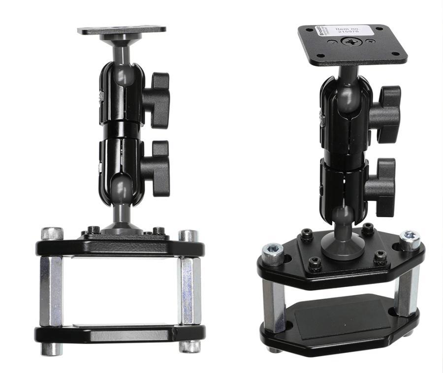 Brodit Pedestal Mount for forklift 140mm/ 72mm