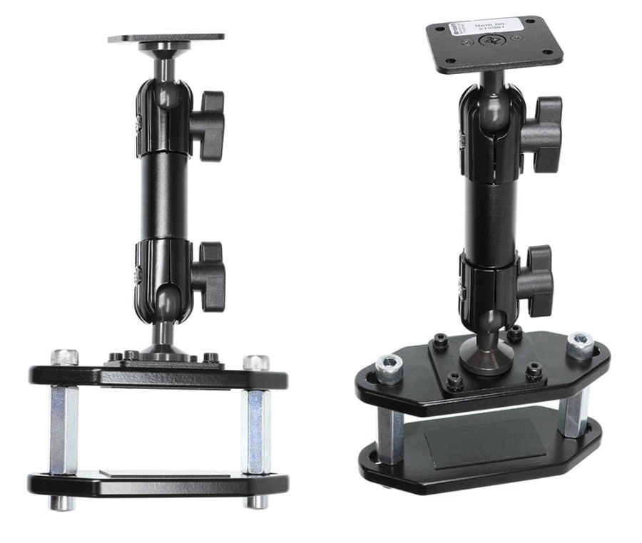 Brodit Pedestal Mount for forklift 172mm/ 97mm