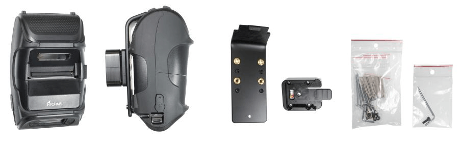 Brodit houder Informs LK-P12 met MultiMoveClip