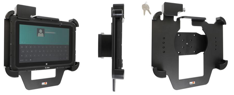 Brodit houder Zebra ET5X 10.1 rugged frame/battery swap slot