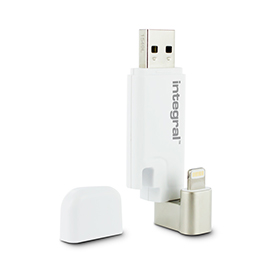 Integral 64GB iShuttle Lightning & USB3.0 Flash Drive