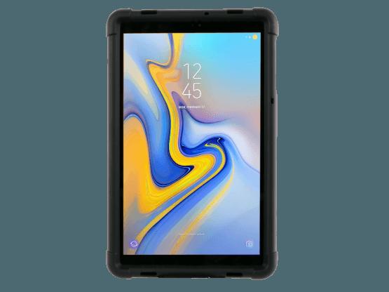 "Mobiq case Samsung Galaxy Tab A 10.5 (2019)"" Dropproof zwart"
