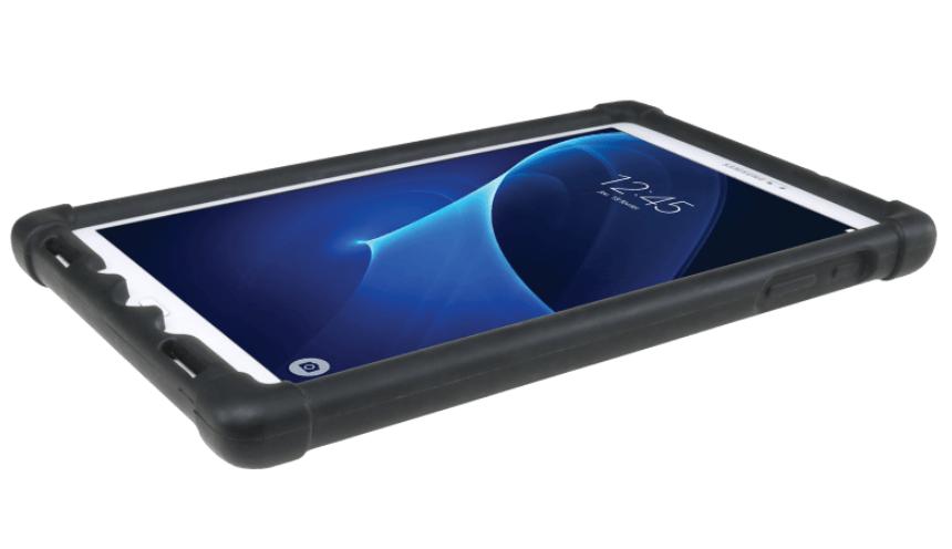 Mobiq case Samsung Galaxy Tab A 10.1 (2019)  Dropproof zwart