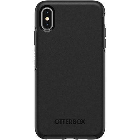 Otterbox Symmetry Case Apple iPhone Xs Max - Zwart