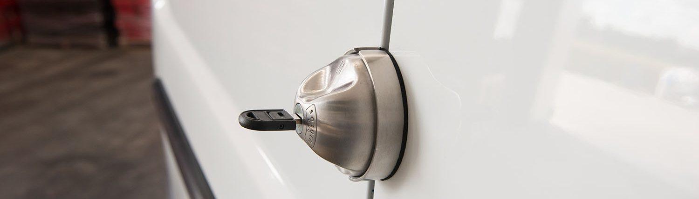Saturn EVO veiligheidsslot 1x met 2 sleutels tbv zijdeur