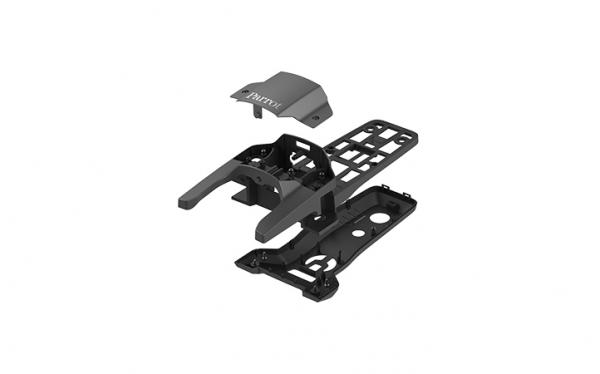 Parrot ANAFI thermal bodypack, arms, frame, antenne