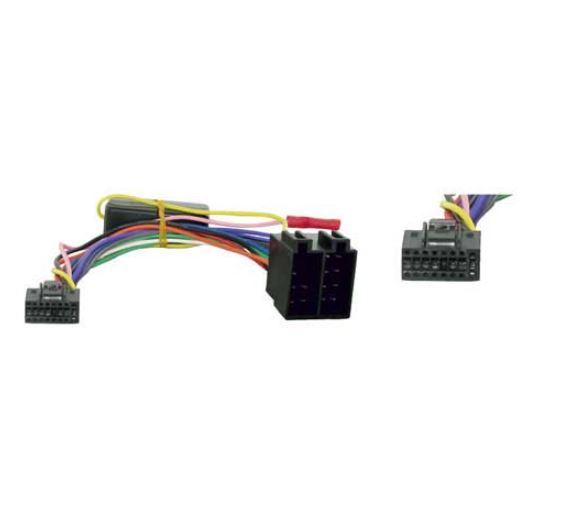 Radio-Adapt. Kenwood 16 Pins
