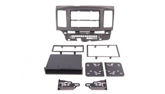 Multi Kit +bakje Mitsubishi Lancer 2007> zwart