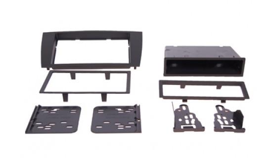Multi Kit  inbouwframe+bakje, Jaguar S & X_Type  zwart 03-08