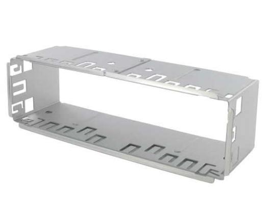 1-DIN iso metalen inbouwslede Universeel korte versie