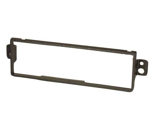1-DIN frame Chevrolet Kalos 2002- 2007 Zwart
