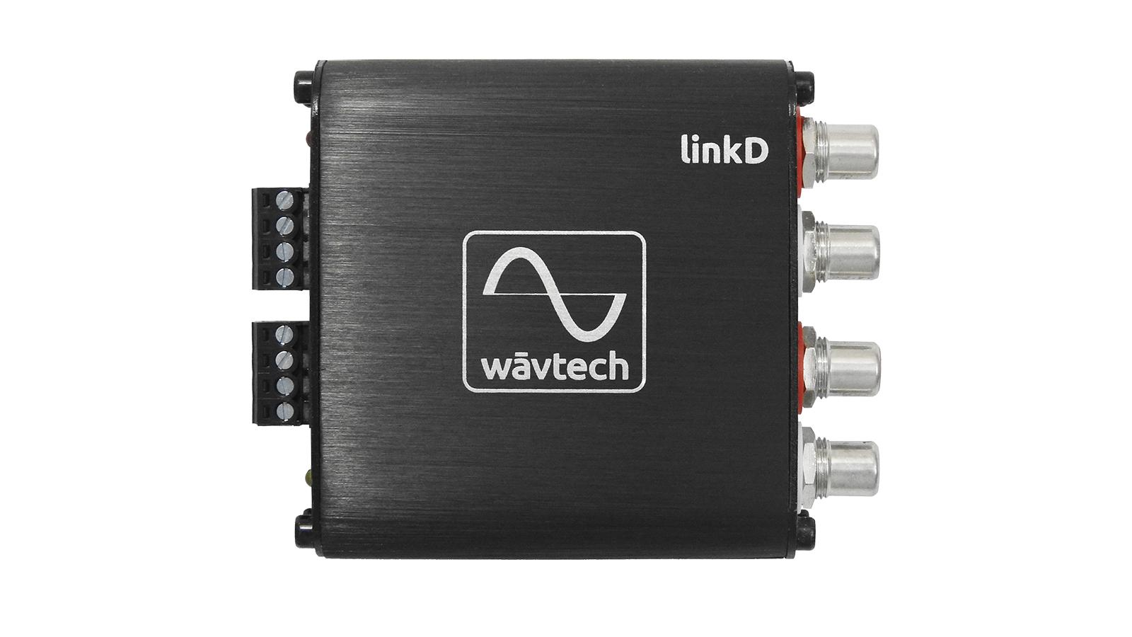 2-Channel line output converter or Line Driver