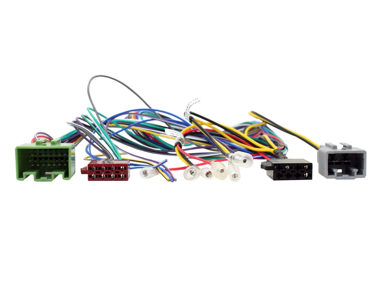 Active System Adap oem versterker + Bypass Lead XC90 2002-