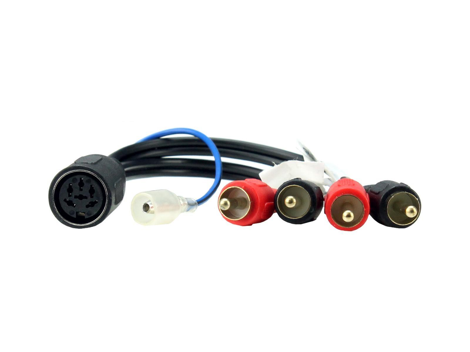 Amplifier retention oem naar RCA Volvo S70/S80/V70