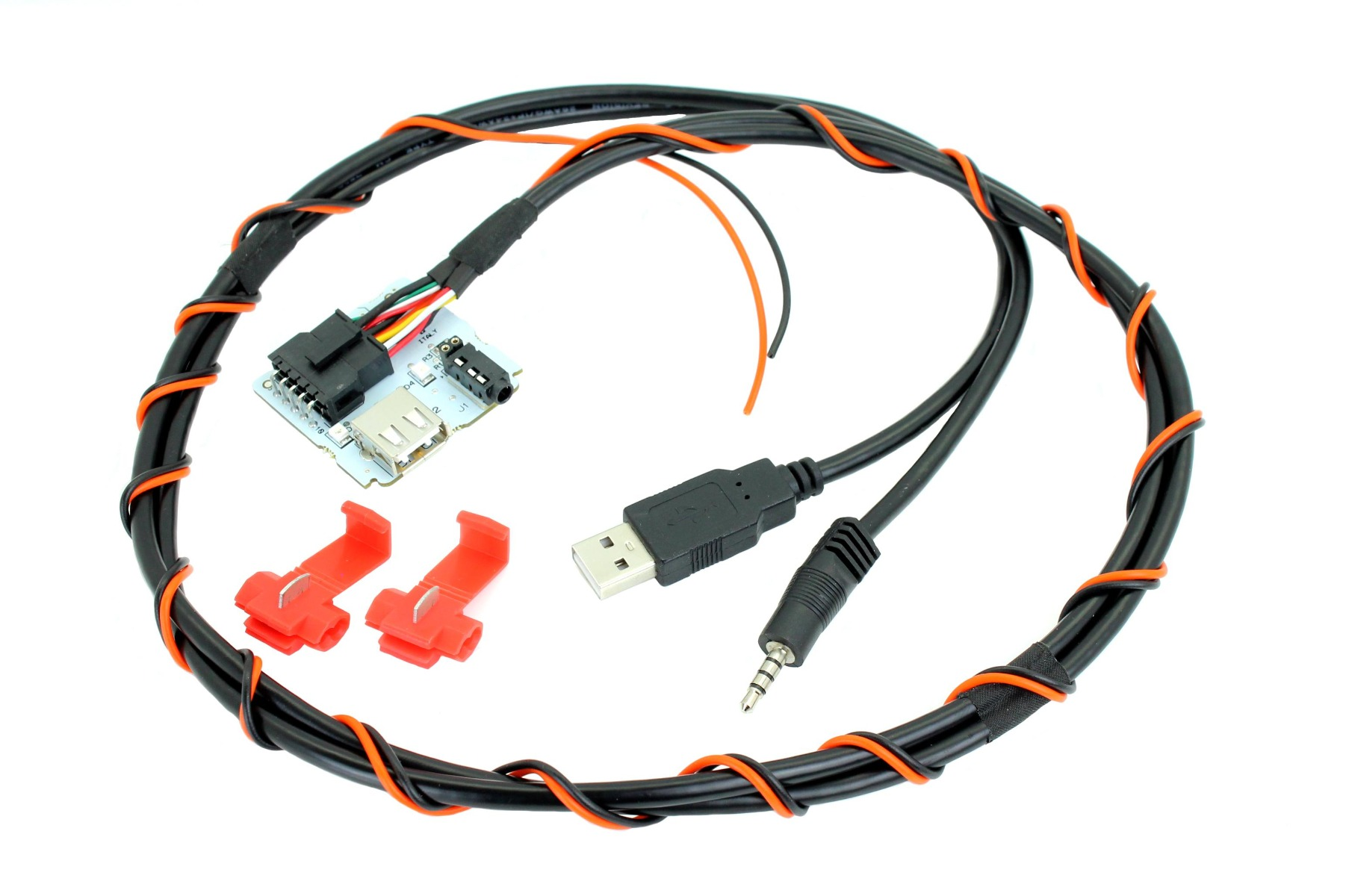 USB/AUX vervanging OEM PCB Hyundai Tucson 2015-