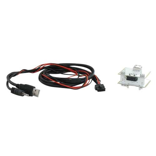 USB/AUX vervanging OEM PCB Fiat 500X/500L/Ducato