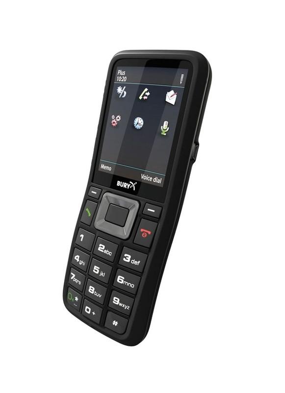 """Bury CP1000 CarPhone 2.8"""" vaste inbouw"""