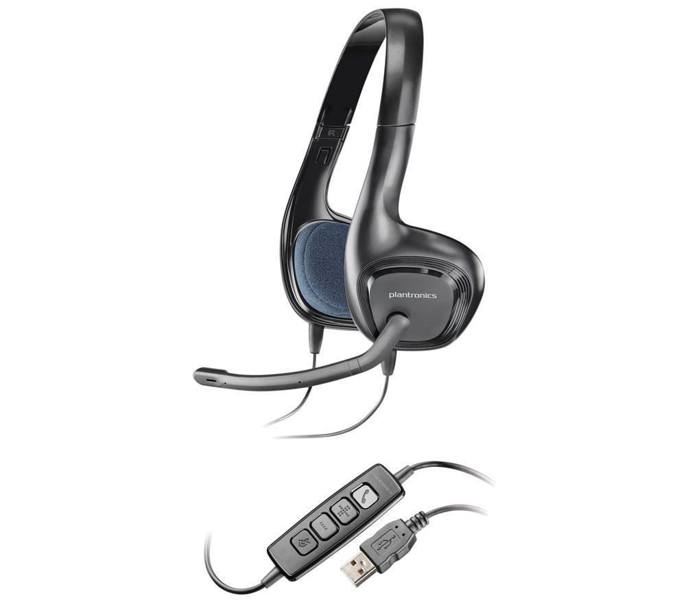 Plantronics .Audio 628 Stereo headset OTH