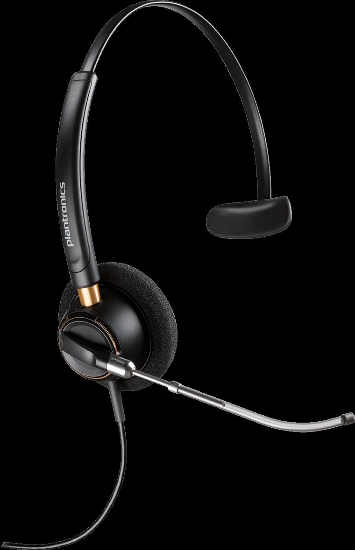 Plantronics EncorePro HW510V Mono Headset