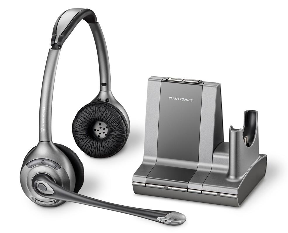 Plantronics Savi WO350 Office + USB UC CS361N Draadloos