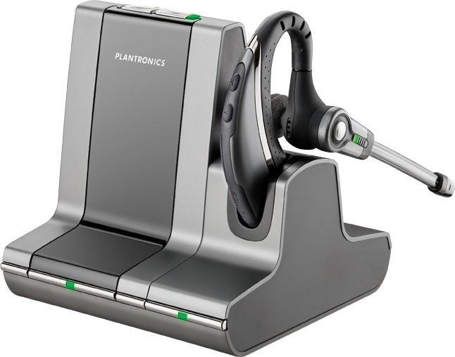 Plantronics Savi WO200 Office + USB UC Draadloos DECT