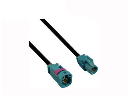 HDS female (straight) connector to HDS male (straight)  1m