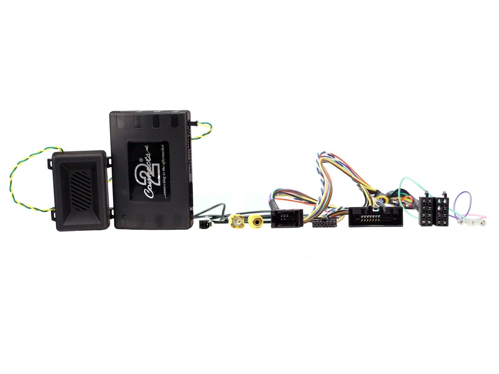 Infoadapter met stuurbediening LR Discovery IV basic display