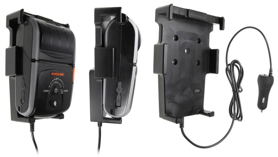Brodit houder/lader Bixolon SPP-R200II sig.plug 12/24V