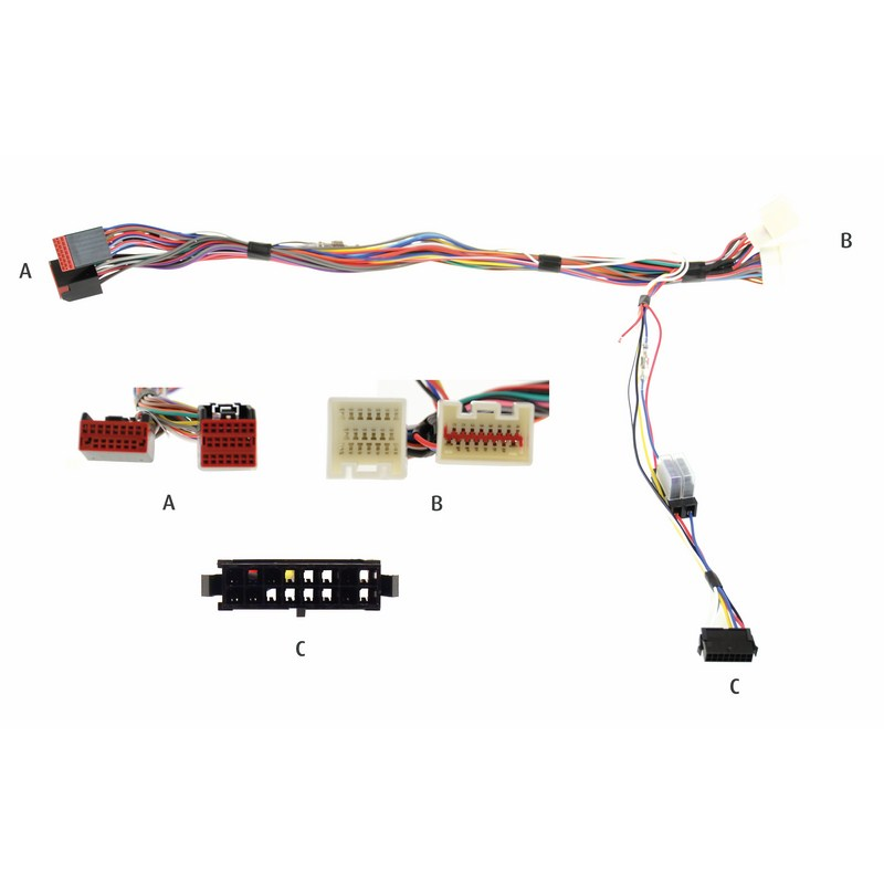 Kram 3G Interface lead Ford US models -2003 20pin + 16pin