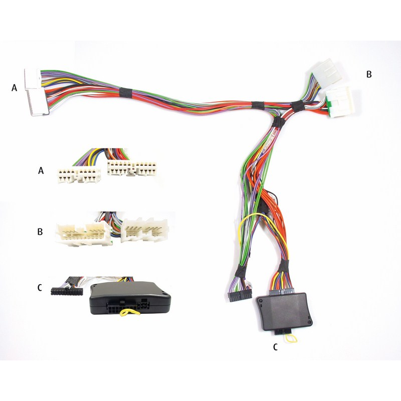 Kram Audio2Car Premium Mitsubishi / Peugeot / Citroen Rockfo