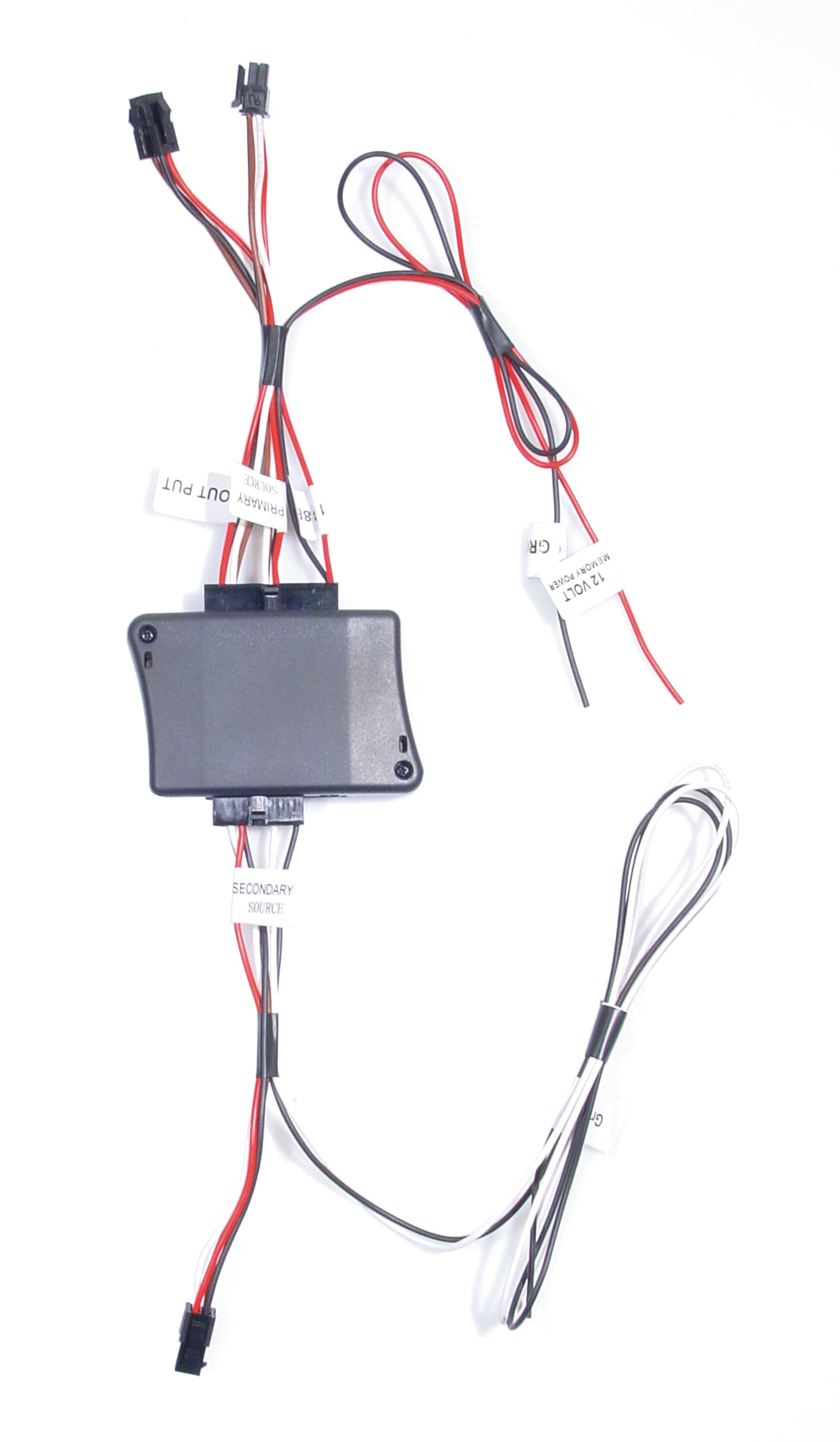 Aux adapter AUX switch 4pins MOLEX