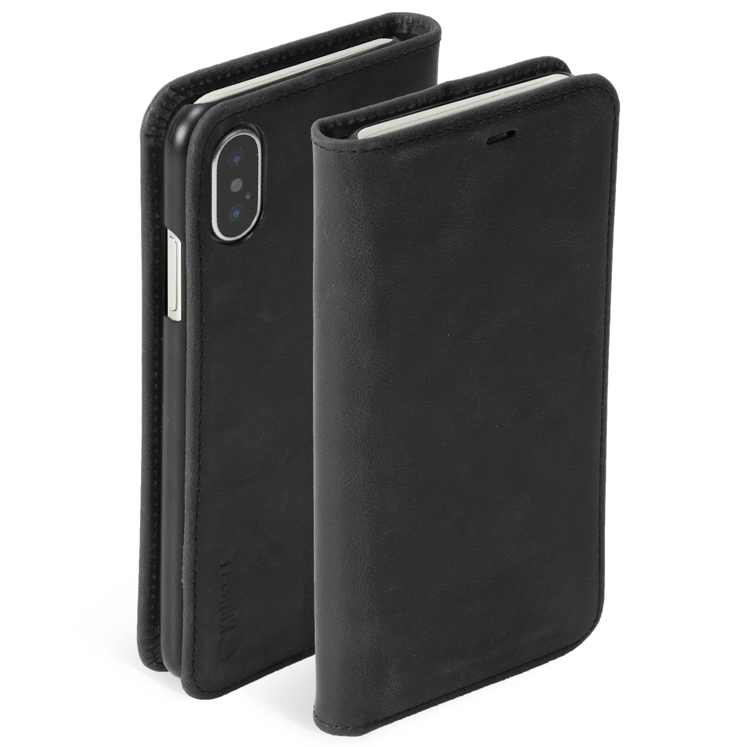 Krusell Sunne 4 Card FolioCase Apple iPhone Xs Max - Black