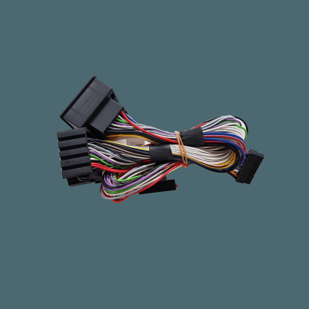 uDAB Plug & Play kabel Opel met Usb OEM unit
