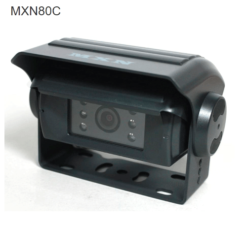 MXN 80C Color IR Camera with auto heating/shutter IP69K 130°