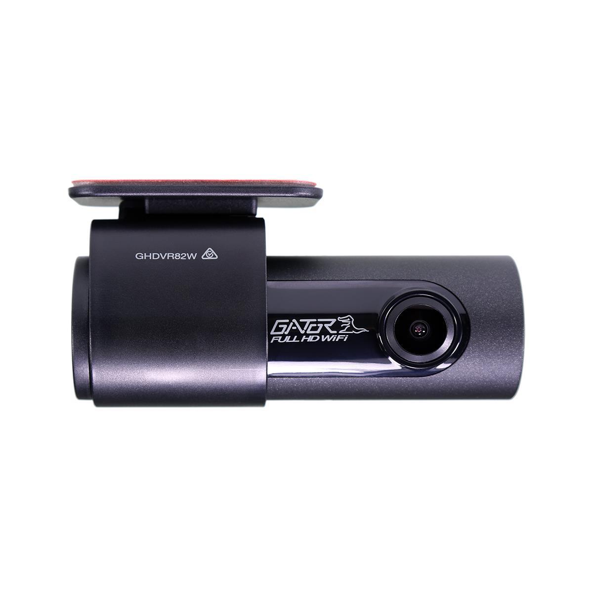Gator dashcam 1080p Full HD Wifi + 8GB micro SD