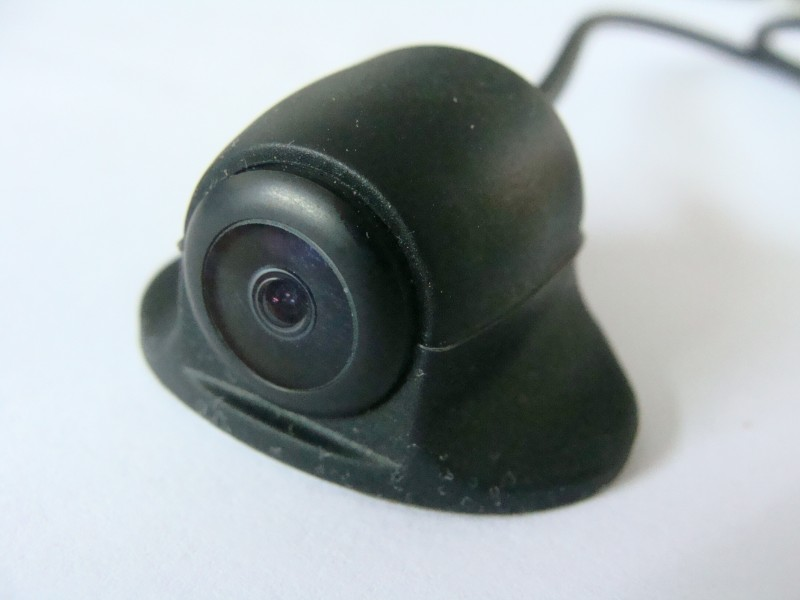 m-use camera universal NTSC FRONT/REAR/SIDE + PARK LINES