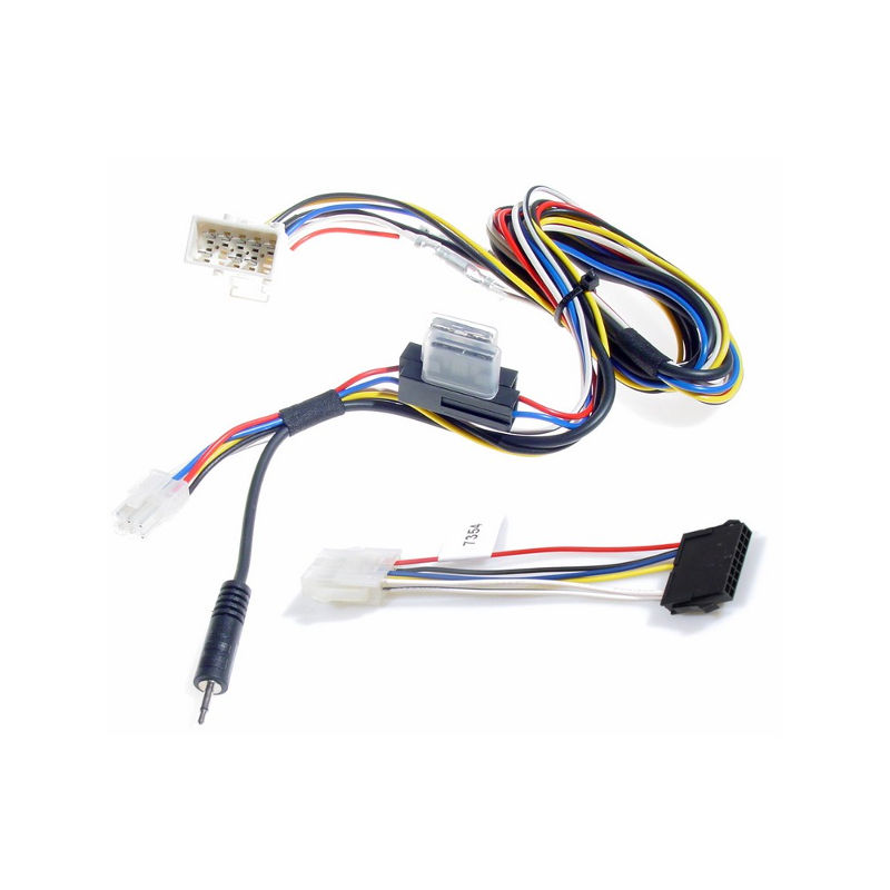 Kram Interface lead Saab 1998-7/2000 10 pins VDA