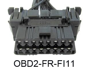 Plug & Play kabel Fiat tbv Firewall OBD2 Module