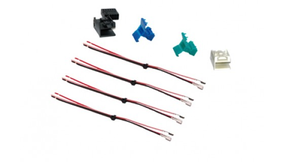 Audio-in / Tel-in Audi/BMW/Citroen/Fiat/Ford/MB/Opel/VW/Seat