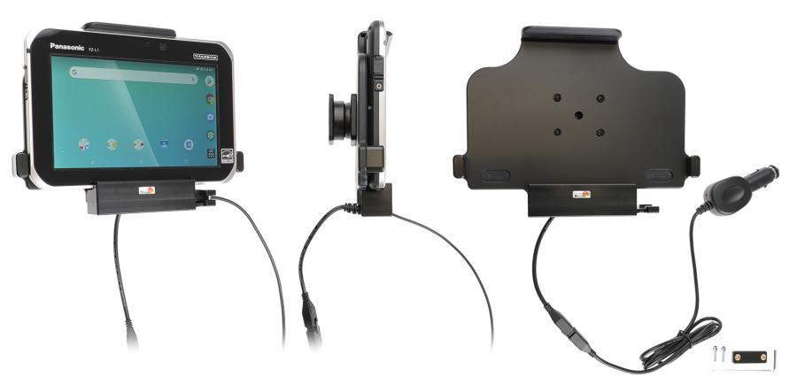 Brodit houder/lader Pan.Toughbook FZ-L1 USB Host sig.plug