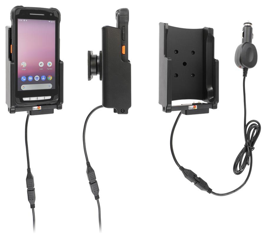 Brodit houder/lader Point Mobile PM90 sig.plug