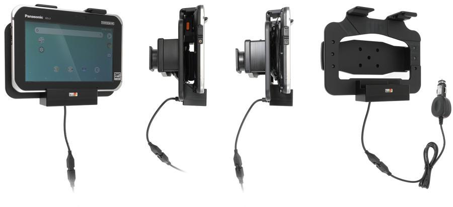 Brodit houder/lader Pan.FZ-L1 (scanner/handstrap) sig.plug