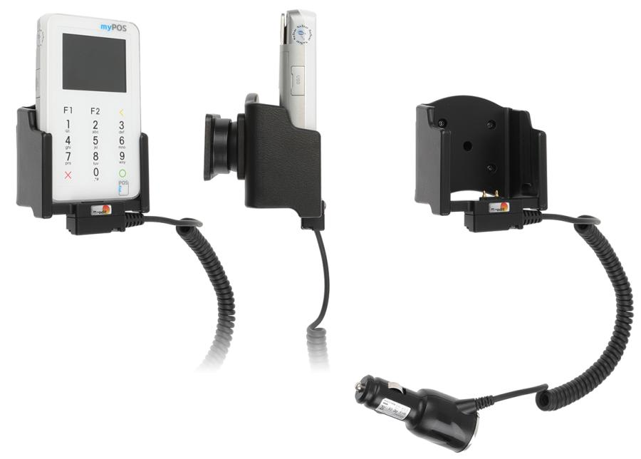 Brodit houder/lader myPOS Mini sig.plug